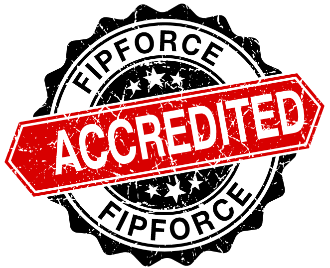 Fipforce Accredited